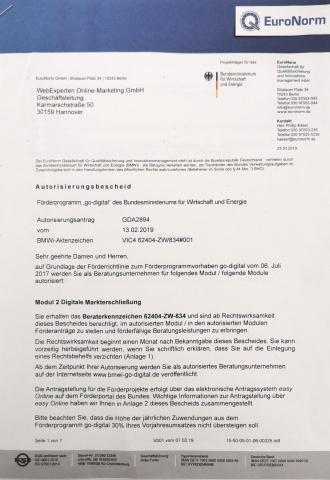 autorisierungszertifikat-go-digital-foerderung-hannover