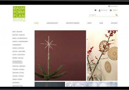 Shop für Designartikel-Versand